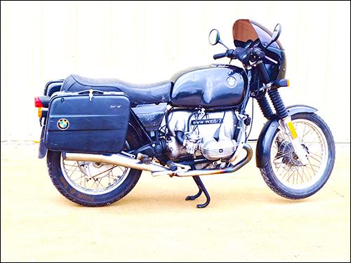 1978 bmw r100 7 motorcycle. Black Bedroom Furniture Sets. Home Design Ideas